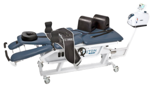 Triton DTS Spinal Decompression Table