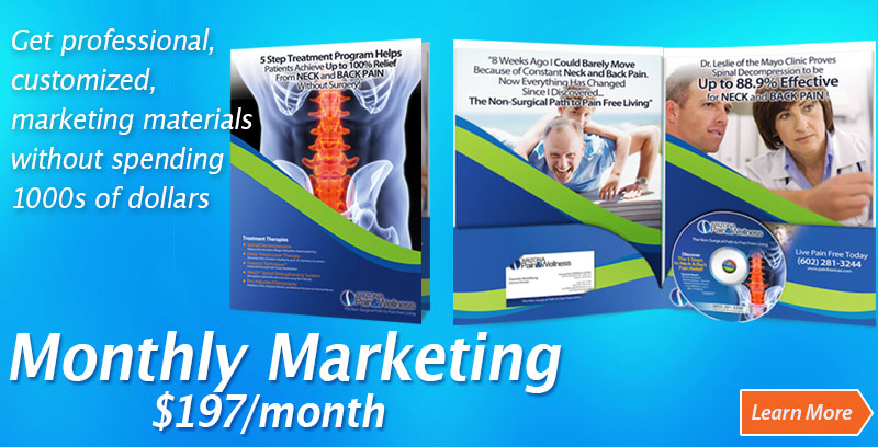 Monthly Marketing $197 Month