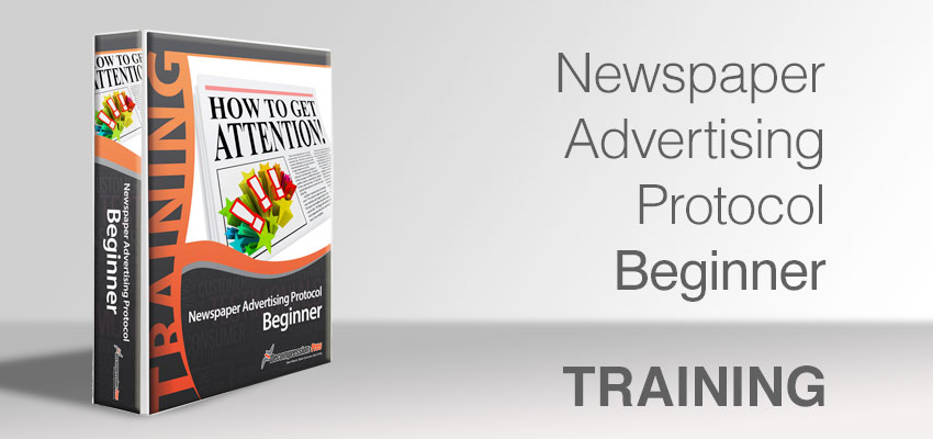 Newspaper Advertising Protocol - Beginner